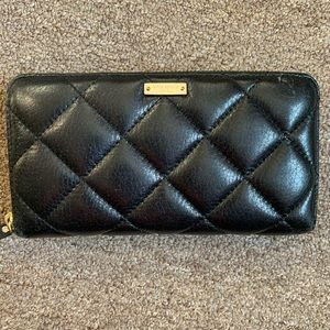 Late Spade Gold Coast Lacey Continental Wallet